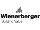 Wienerberger logo zwart-wit